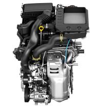 tankのエンジン