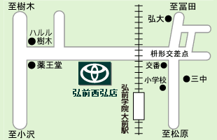 map_hirosakinishihiro