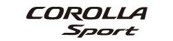 カローラ スポーツロゴ